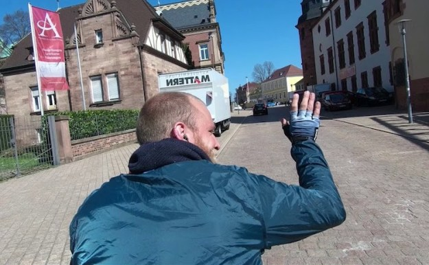 80-Days-1-Second-Germany Man Films One Second of Himself Every Day as He Bikes Across All 16 German States in 80 days Random