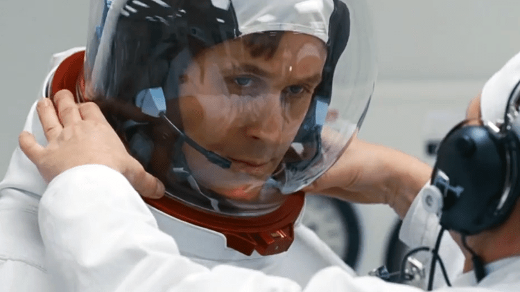 First-Man Ryan Gosling Makes His Maiden Voyage to the Moon as Neil Armstrong in the First Trailer for First Man Random
