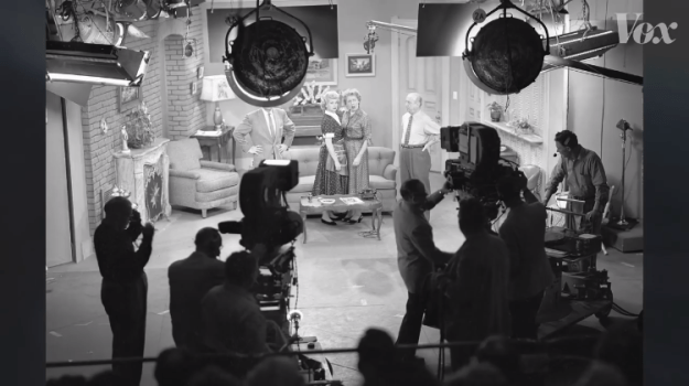 I-Love-Lucy-Three-Camera How Filmmaker Karl Freund Brilliantly Perfected the Art of Three Camera Sitcom Lighting Used Today Random