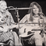 The Vastly Different Ways In Which Neil Young and Joni Mitchell Viewed the Inevitable Subject of Aging