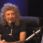 Robert Plant Reacts in Amazement to Eight Year Old Girl Who Drummed Along to 'Good Times Bad Times'