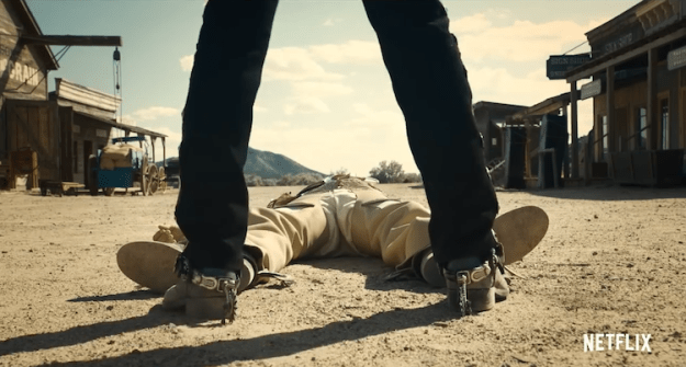 Ballad-of-Buster-Scruggs The Ballad of Buster Scruggs, A Darkly Comedic Western Anthology by the Coen Brothers on Netflix Random