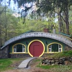 Lord of the Rings Superfan Spends Six Years Constructing an Energy Efficient Hobbit House
