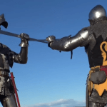 Norwegian History Reenactor Shows How 14th Century Knights Fought While Fully Dressed in Armor