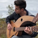 Gorgeous Acoustic Versions of Classic Rock Songs Performed on a Beautiful Harp Guitar