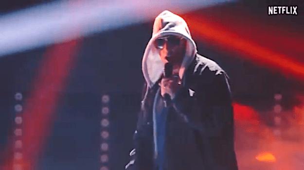 Phone-Wallet-Keys-Adam-Sandler Adam Sandler Raps About His 'Phone Wallet Keys' in Promo for His Netflix Comedy Special '100% Fresh' Random