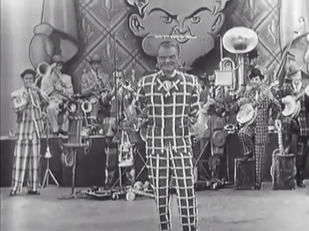 Spike-Jones-History-of-Music A Hilarious History of Music According to Spike Jones Random