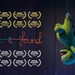 A Determined Crocheted Dinosaur Unravels Himself to Save the Love of Its Life From Drowning in a Well