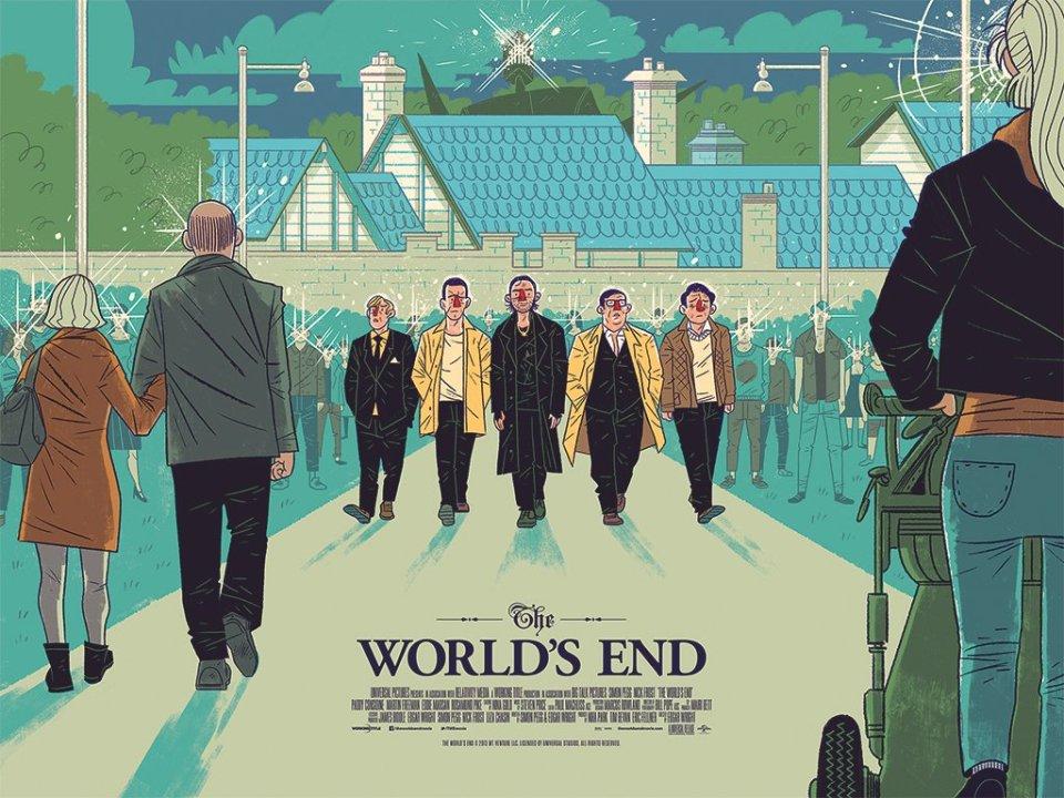 The World's End Logan Faerber