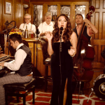 Singer Emily Goglia Fronts Postmodern Jukebox in a Sultry Cover of the 'Pinky and the Brain' Theme