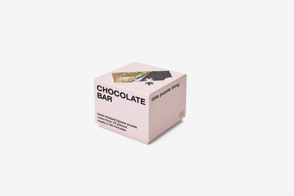 Little Puzzle Thing Chocolate Bar Box