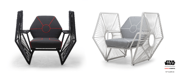 Imperial TIE Fighter Armchair