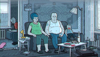 Astonishing Film Noir The Simpsons Couch Gag Opening By Bill Plympton Unemploymentrelief Wooden Chair Designs For Living Room Unemploymentrelieforg