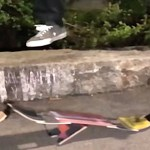 Skateboarder Performs Amazing Tricks With Unusual Skateboard Contraptions of His Own Invention