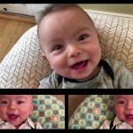 Proud Dad Cleverly Edits His Baby Boy's Noises Into a Cover of the Classic AC/DC Song 'Thunderstruck'
