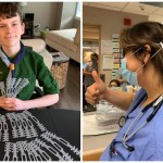 Canadian Boy Scout Makes 3D Printed Ear Guards That Relieve the Pain of Wearing Surgical Masks All Day