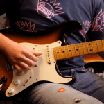 Guitarist Plays Eric Clapton's Original 'Slowhand' Stratocaster Before It Goes to Million Dollar Auction