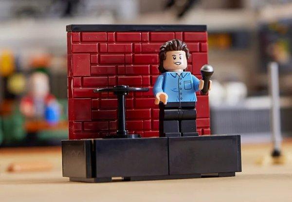Seinfeld Lego Stage