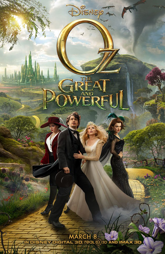 oz the great and powerful game free