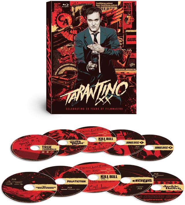 Tarantino XX 8-Film Collection
