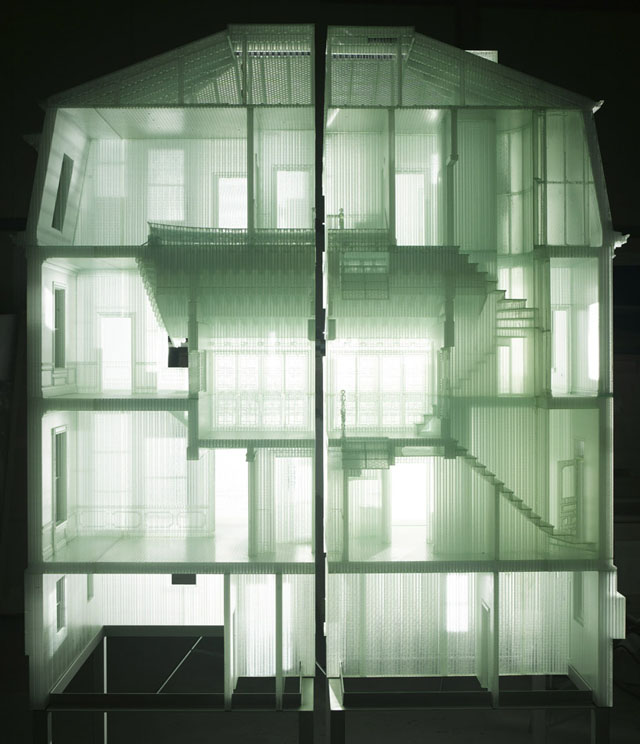 Home Within Home by Do Ho Suh