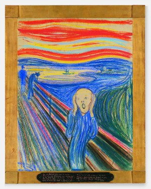 A Fantastic Animated Version of Edvard Munch's Painting 'The ...