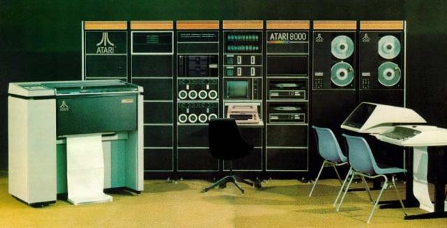 Atari Computer Design Concepts