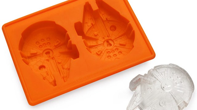 Han solo in carbonite business card case star wars themed ice cube trays that can create ice or candy colourmoves