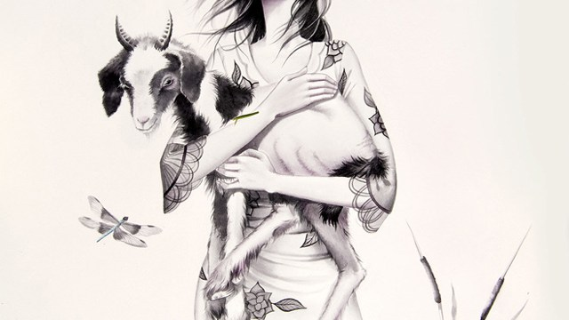 Motherland A Solo Art Exhibition At CoproGallery By Annie Owens