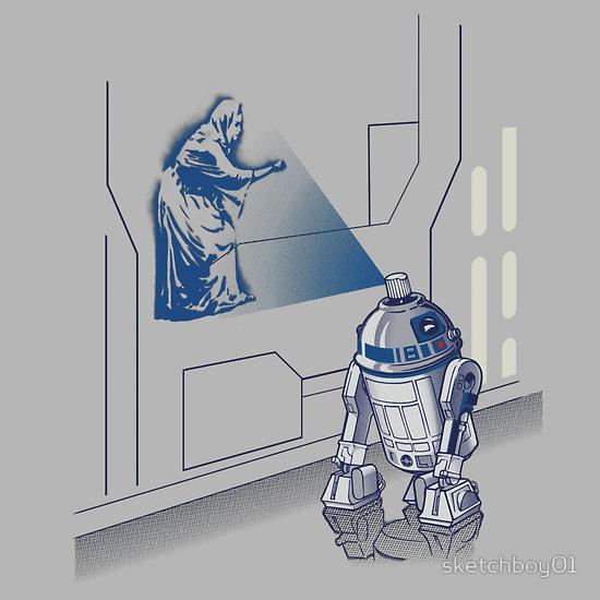 R2-D2: Graff Droid