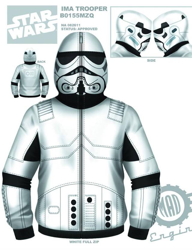 Storm Trooper Hoodie