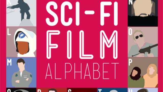 Art Quiz : The action film alphabet poster will quiz your knowledge