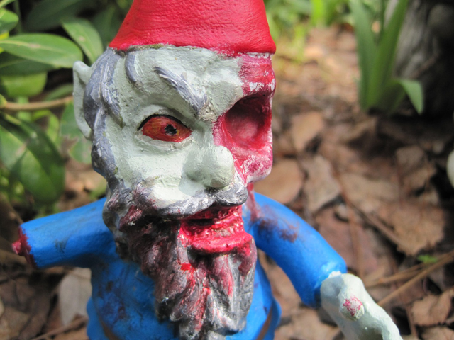 Zombie Garden Gnomes Part 67