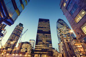 Breakfast briefing helped focus on events data at The Gherkin