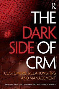 """""""The Dark Side of CRM"""" contributing author"""