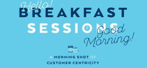 "Keynote speaker at ""A morning shot of Customer Centricity"""