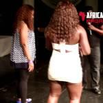 Mr Ibu dancing (Your waist, karolina & yori yori)