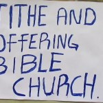 The Tithe and offering bible church (Real House Of Comedy) (Nigerian Comedy)
