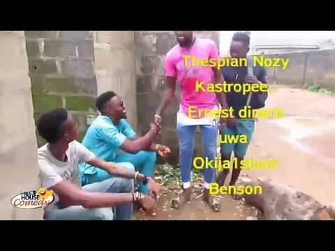 Luck of Gamble (Real House Of Comedy) (Nigerian Comedy)