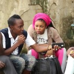 Musha Dariya Ali Artwork Barayin Layi (Hausa Songs / Hausa Films)