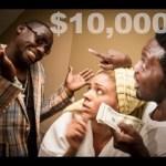 Ay Comedy Skit – $10,000 featuring AY, Chris Attoh and Venita Akpofure