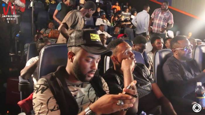 KennyBlaq Marriages and Divorce @ Kenny Blaq's Fans Hangout II (Nigerian Comedy)