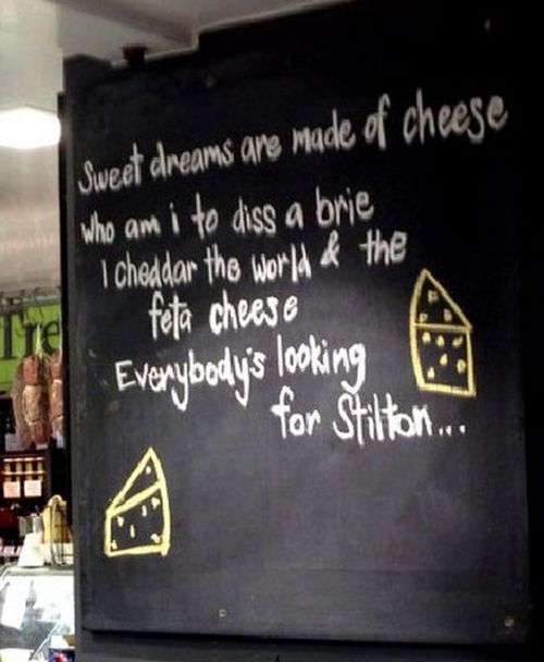 Creative Cheese