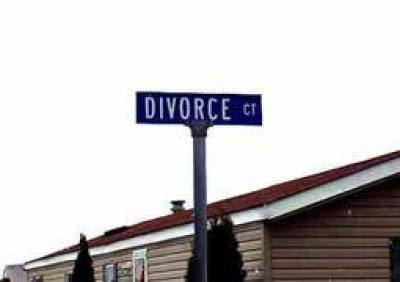Sadly Funny Street Sign