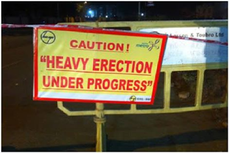 Heavy Duty Signage