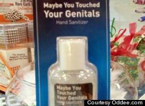 Hand Sanitizer image