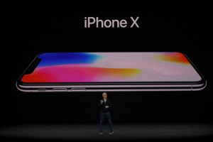 Apple Event 2017 on Laughter Mania