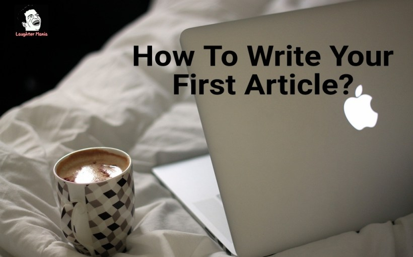 How to write your first article?