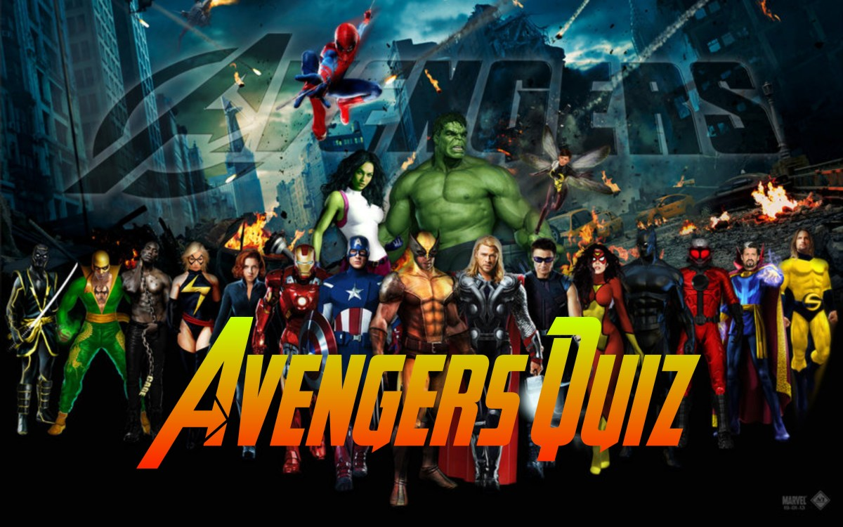 QuizMania: Are you a true Avengers fan?