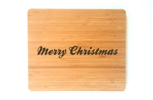 Christmas cutting Board Twitter